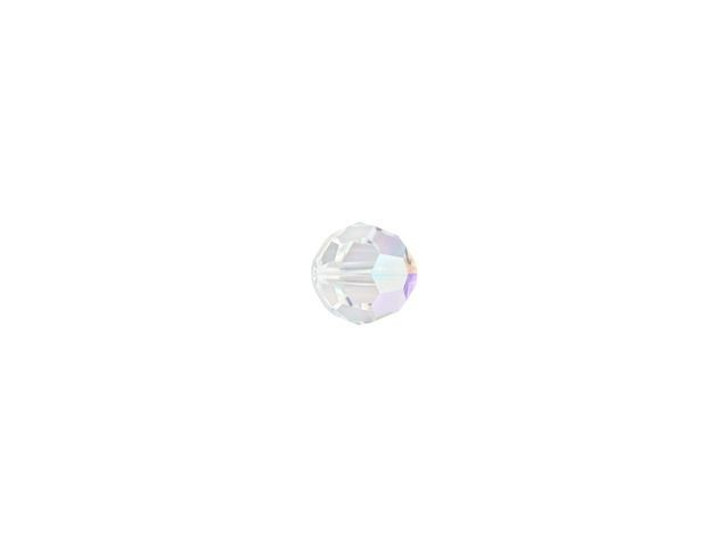 Swarovski 5000 3mm Faceted Round Crystal AB