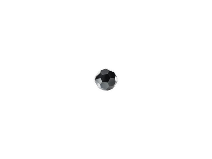Swarovski 5000 3mm Faceted Round Hematite