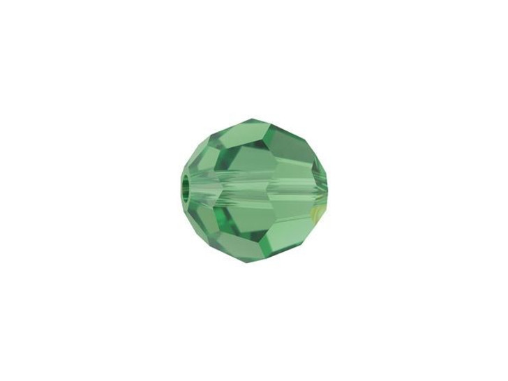 Swarovski 5000 6mm Faceted Round Erinite
