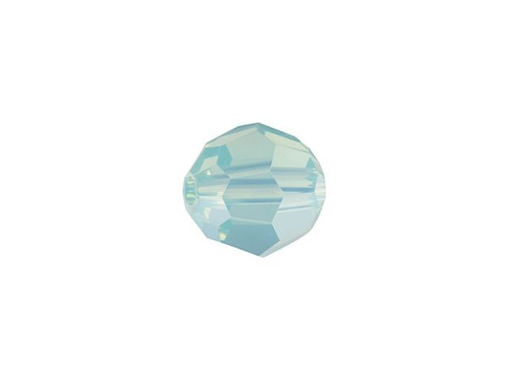 Swarovski 5000 6mm Faceted Round Pacific Opal