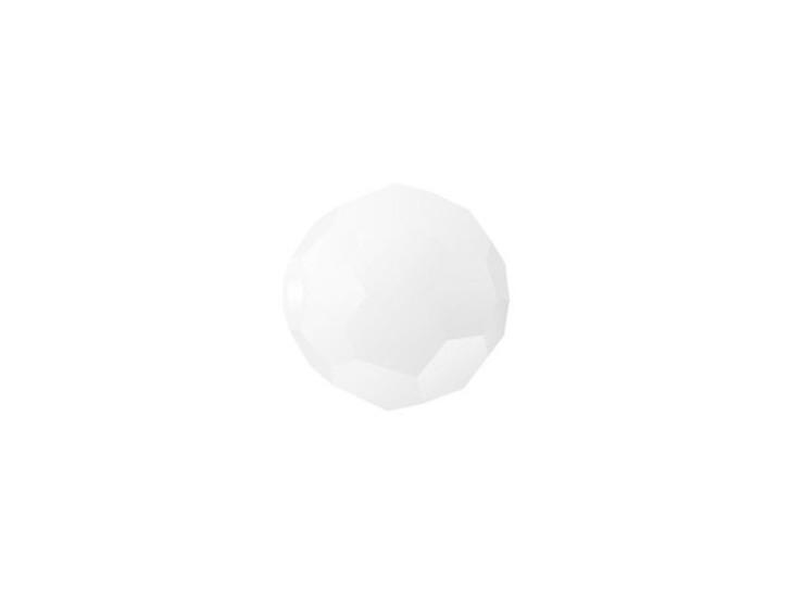 Swarovski 5000 8mm Faceted Round White Alabaster
