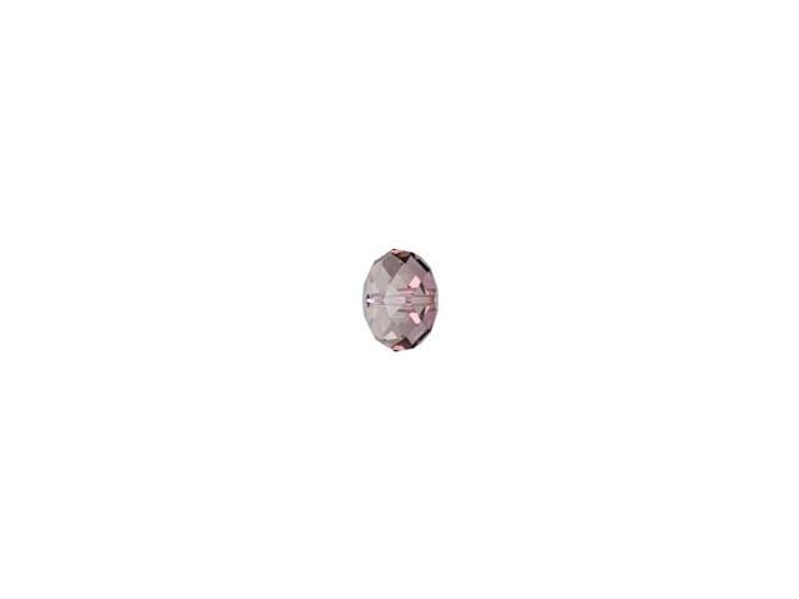 Swarovski 5040 4mm Briolette Bead Crystal Antique Pink
