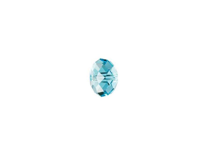 Swarovski 5040 8mm Briolette Bead Light Turquoise
