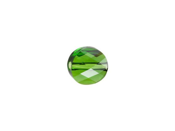 Swarovski 5052 6mm Mini Round Bead Fern Green