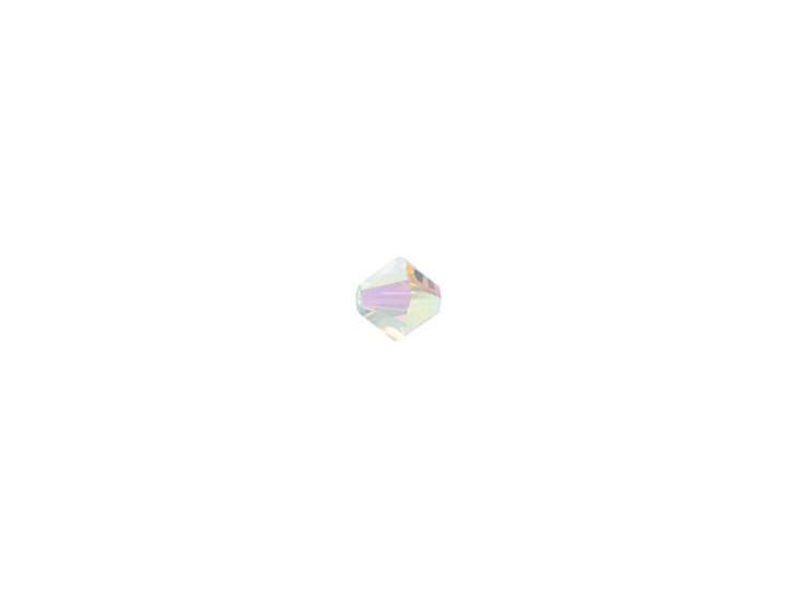 Swarovski 5328 3mm XILION Bicone Crystal AB 2x