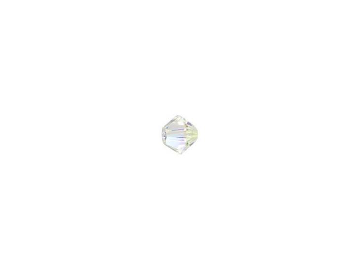 Swarovski 5328 3mm XILION Bicone Crystal Shimmer 2x