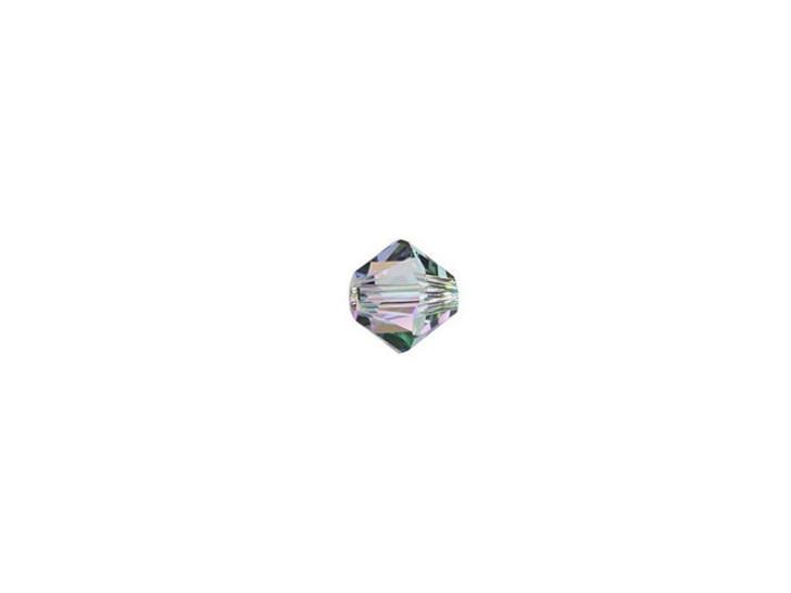 Swarovski 5328 4mm XILION Bicone Crystal Paradise Shine