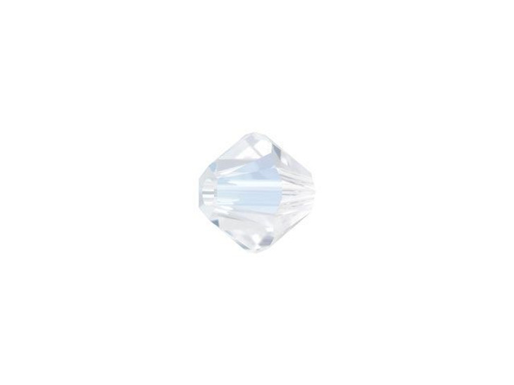 Swarovski 5328 5mm  XILION Bicone Crystal Moonlight