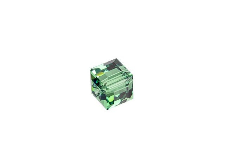 Swarovski 5601 4mm Faceted Cube Erinite