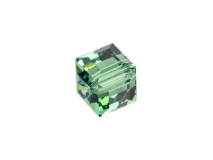 Swarovski 5601 8mm Faceted Cube Erinite