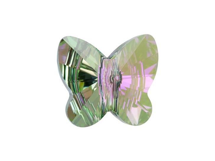 Swarovski 5754 8mm Butterfly Crystal Paradise Shine