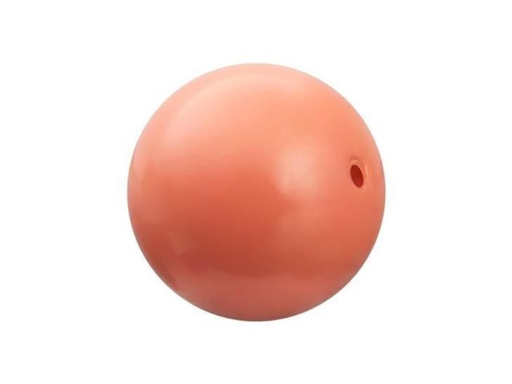 Swarovski 5810 12mm Round Crystal Pearl Coral
