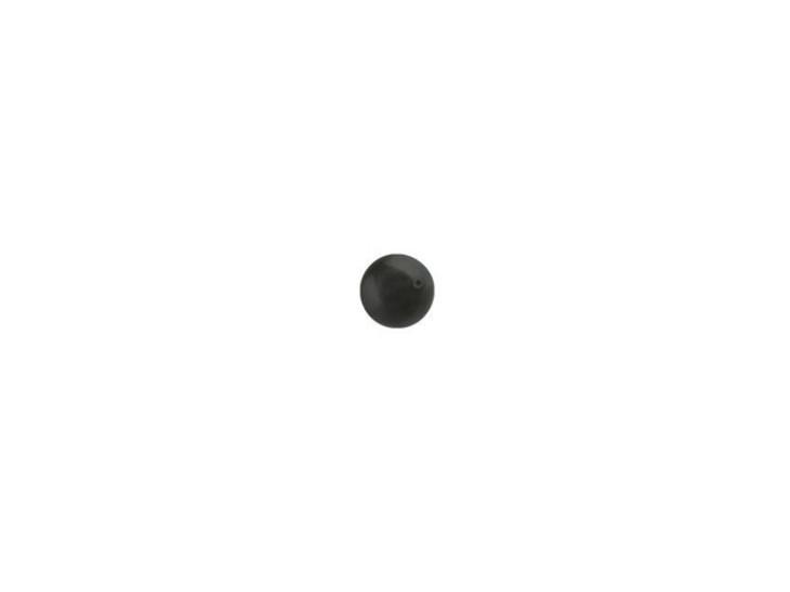 Swarovski 5810 3mm Round Crystal Pearl Black