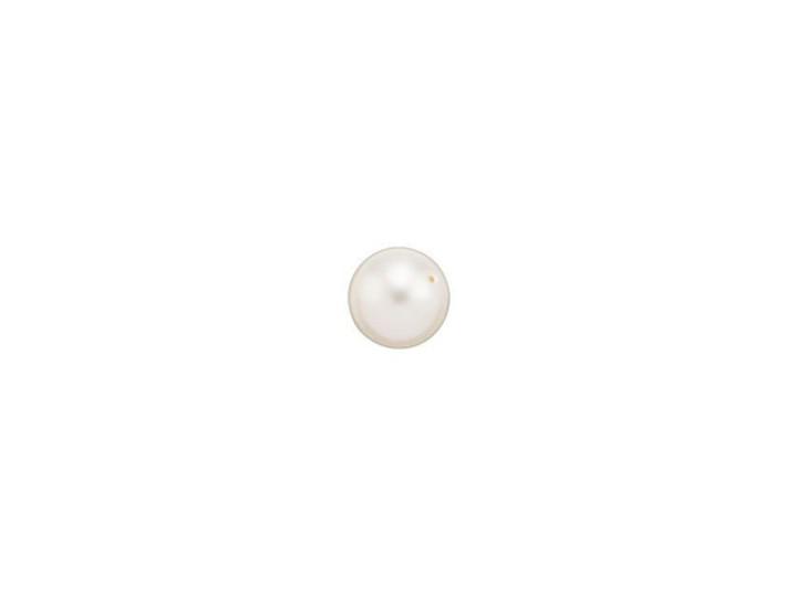 Swarovski 5810 4mm Round Crystal Pearl Light Creamrose