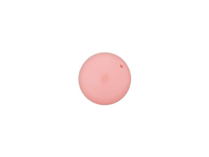 Swarovski 5810 8mm Round Crystal Pearl Pink Coral