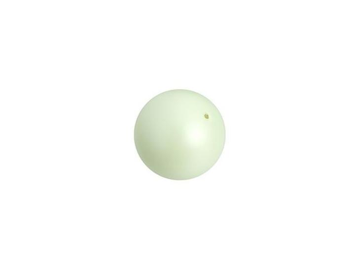 Swarovski 5810 Crystal Pearl 6mm Pastel Green