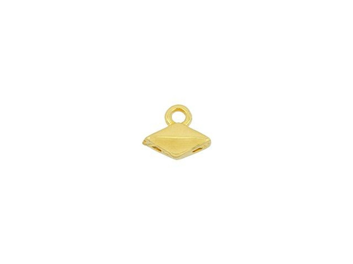 Cymbal Komia 24K Gold-Plated Bead Ending for GemDuo, Bag of 20