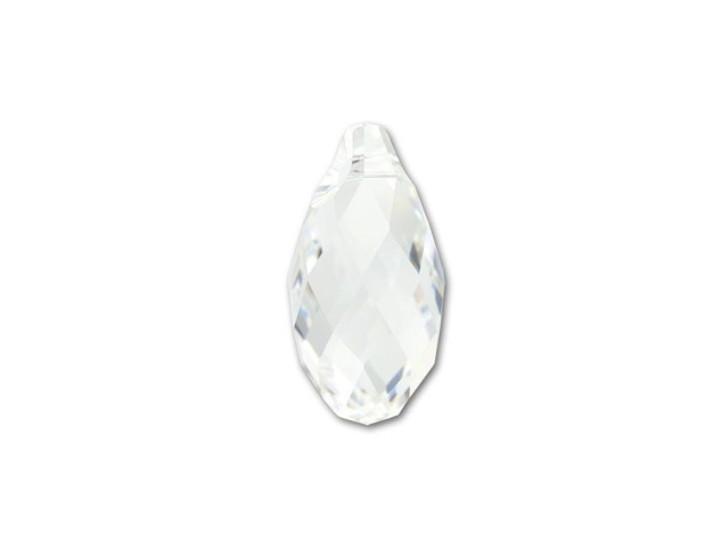 Swarovski 6010 17mm Briolette Pendant Crystal