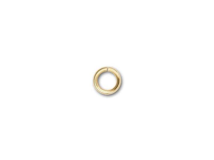 4mm Gold-Filled Open Jump Ring (20 Gauge)