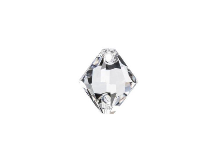 Swarovski 6328 6mm XILION Bicone Pendant Crystal