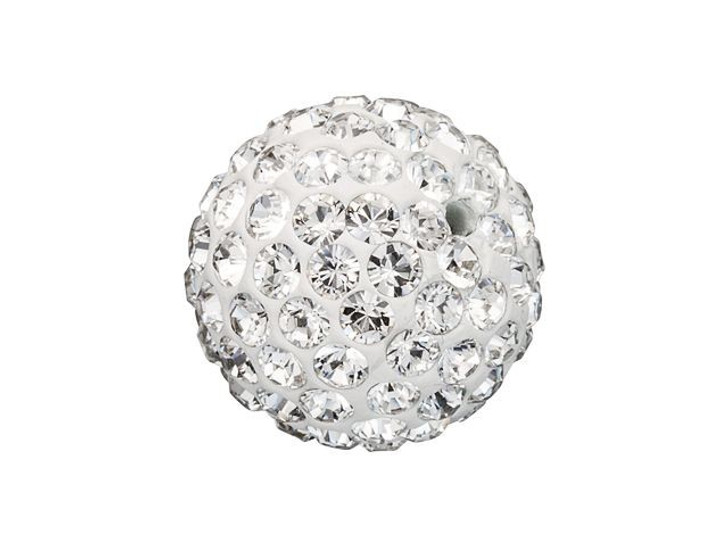 Swarovski 86001 10mm Pave Ball Bead Crystal