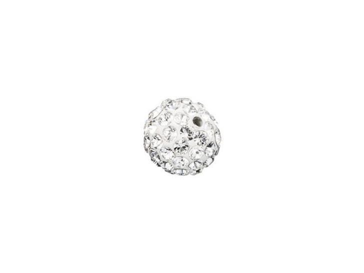 Swarovski 86001 6mm Pave Ball Bead Crystal