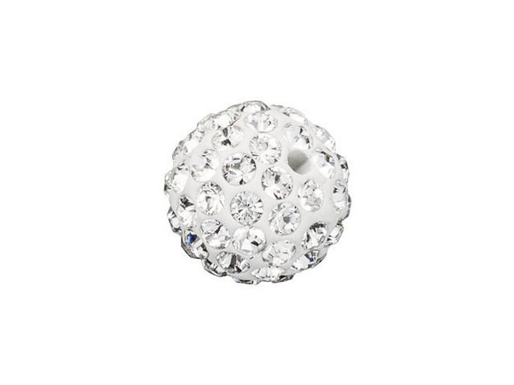 Swarovski 86001 8mm Pave Ball Bead Crystal