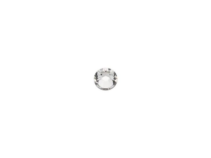 Swarovski H2038 SS10 Hotfix Xilion Rose Flatback Crystal