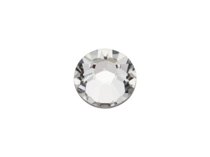 Swarovski H2038 SS20 Hotfix Xilion Rose Flatback Crystal
