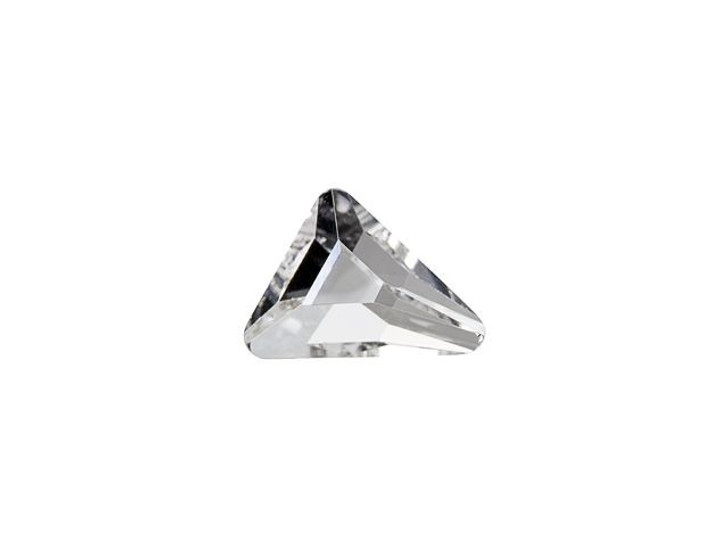 Swarovski H2739 7x6.5mm Hotfix Triangle Beta Flatback Crystal