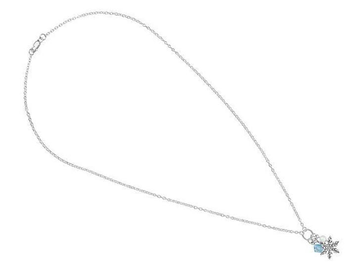 Sweet Snowflake Necklace Kit