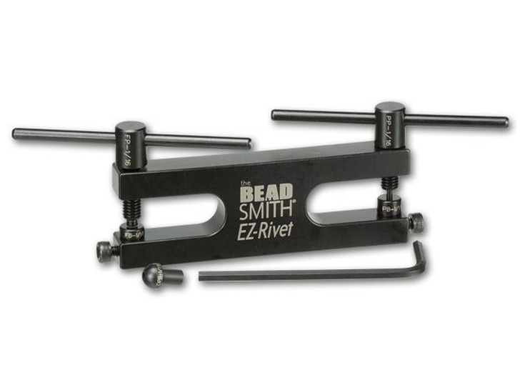 The BeadSmith EZ-Rivet Piercing and Setting Tool