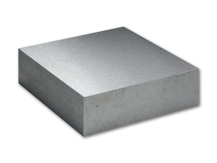 The BeadSmith Steel Bench Block