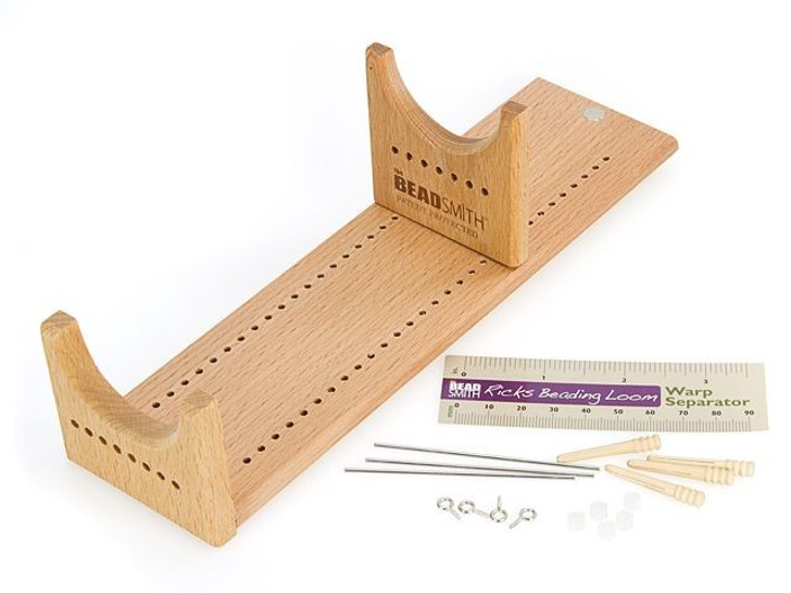 The Little Ricky Beading Loom