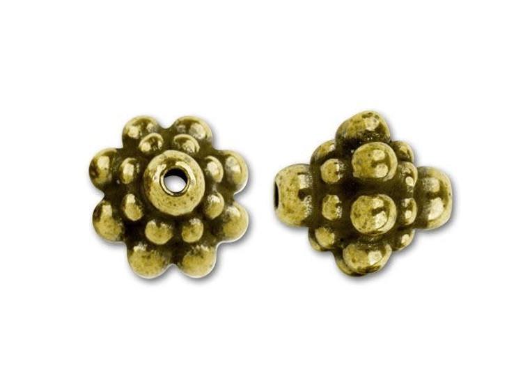TierraCast Antique Gold Pamada Spacer Bead