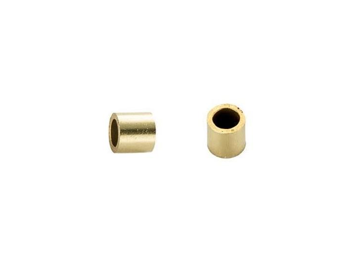 TierraCast Gold-Filled 2 x 2mm Crimp Bead