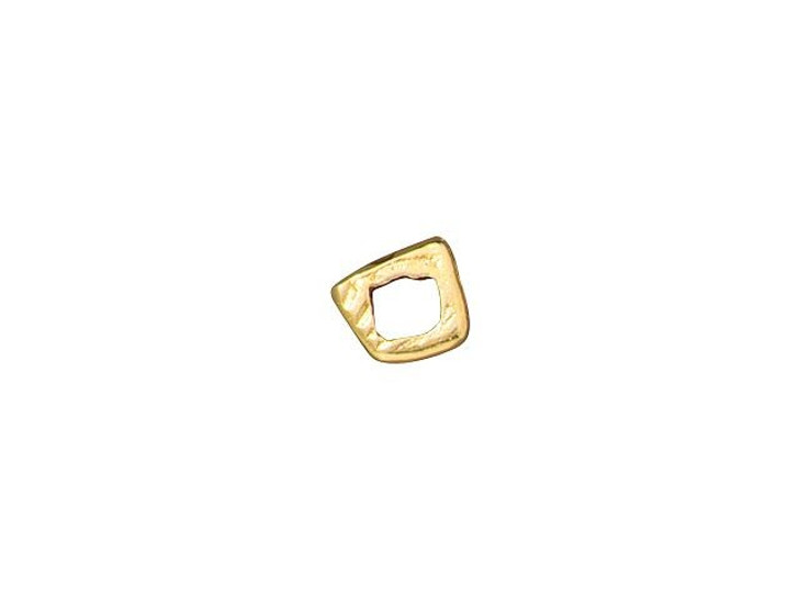 TierraCast Gold-Plated Pewter Intermix 1-Ring Link