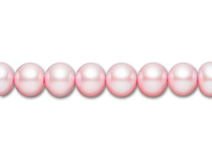 7.5-8mm Pale Pink Potato Freshwater Pearl Strand