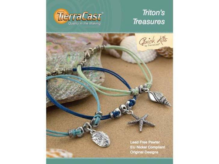 TierraCast Triton's Treasures Bracelet Kit