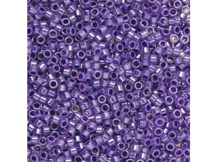 TOHO Aiko 11/0 Ceylon Gladiola Precision Cylinder Seed Beads, 4g Pack