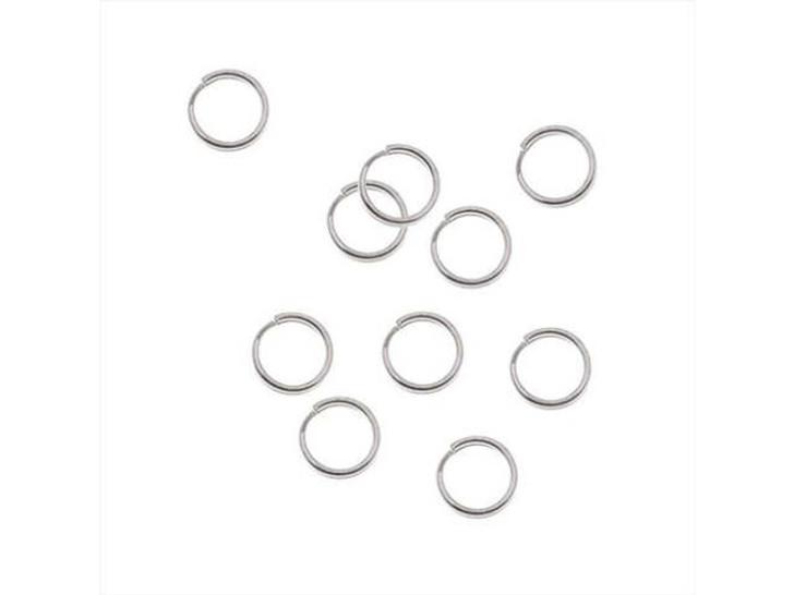 Silver-Filled 925/10 5mm Split Ring