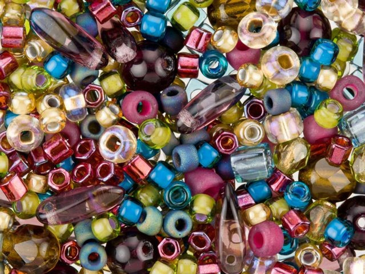Vineyard Assorted Small Bead Mix 10 grams