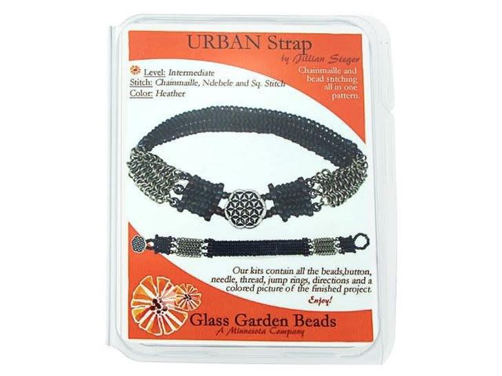 Heather Urban Strap Bracelet Kit