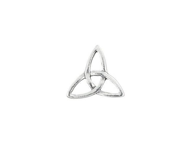 Sterling Silver Basic Celtic Knot Link