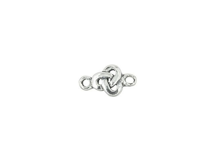 Sterling Silver Small Celtic Link