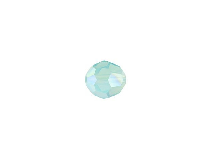 Swarovski 5000 4mm Faceted Round Pacific Opal Shimmer