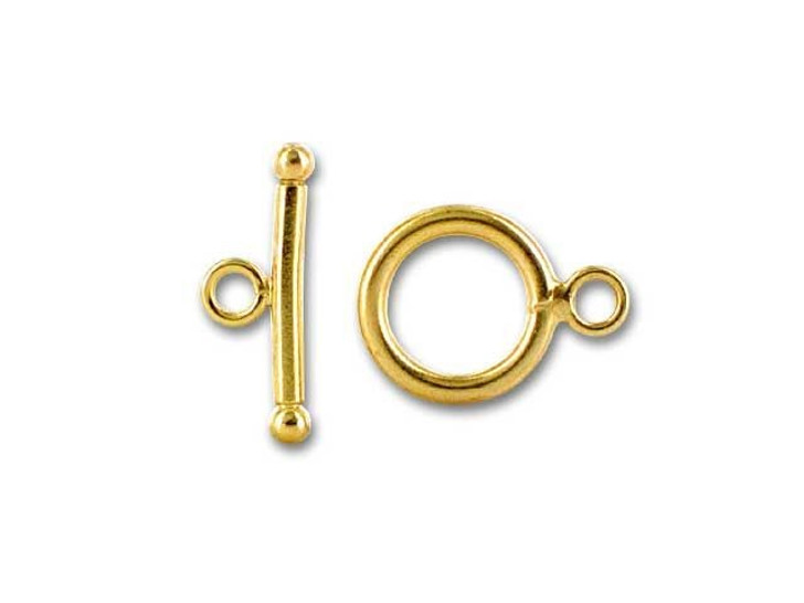 14K/20 9mm Gold-Filled Toggle Clasp
