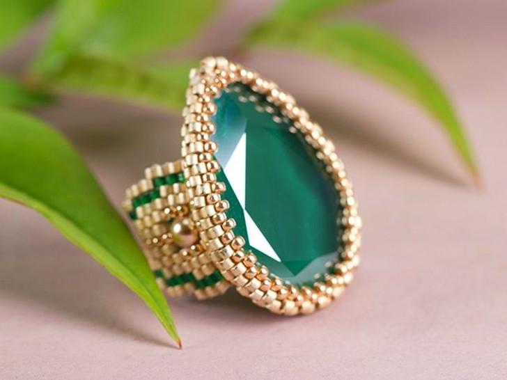 Dream in Green Ring