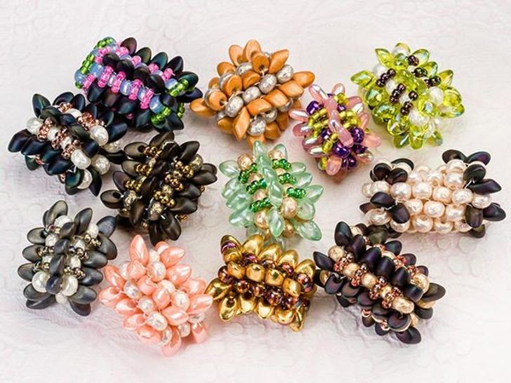 How to Make Leslie Rogalski's Beaded Beads