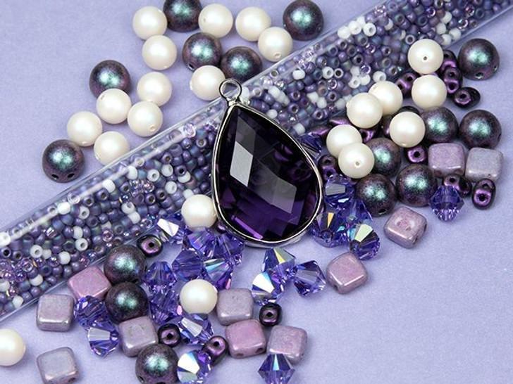 Lilac Bouquet Color Party